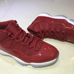 Free shipping air jordan 11 gy...