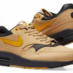 Nike air max 1 premium canvas ...