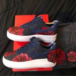 Nike air force 1 upstep lx wom...