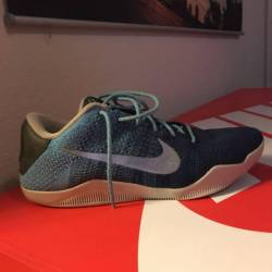 Nike kobe 11 - brave blue