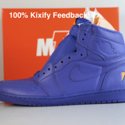 Air jordan 1 gatorade rush vio...