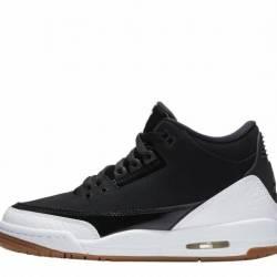 Air jordan 3 retro (gg) black ...