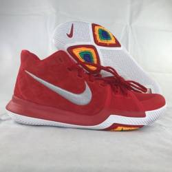 Nike kyrie 3 university red gr...