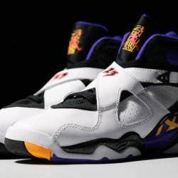 Air jordan 8 third time s a charm