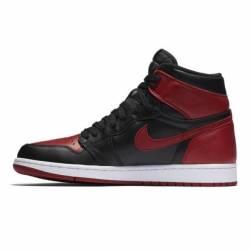 """Jordan 1 """"banned bred"""""""