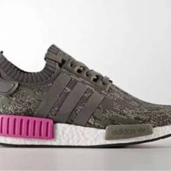 Adidas nmd r1 pk trace green/s...