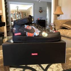Supreme air force 1 mid