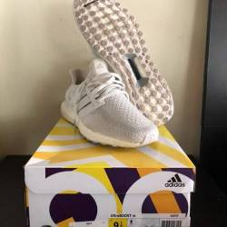Adidas ultra boost 2.0 white