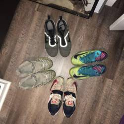Beater sale all 4 pairs nike l...