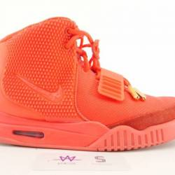Air yeezy 2 sp red october sz ...