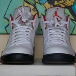 Used 2013 air jordan retro 5 -...