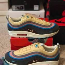 Ds size 14 nike air max 1 97 x...