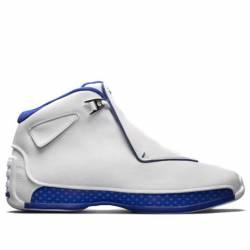 Nike air jordan 18 retro royal...