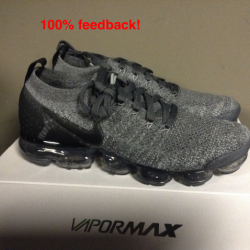 Nike vapormax dark grey