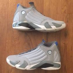 Sport blue 14s