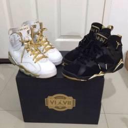 Jordan golden moment package