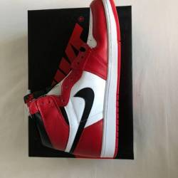 Nike air jordan 1 og homage to...