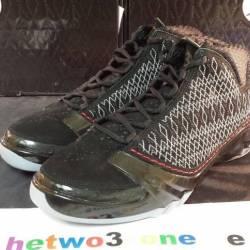 Nike air jordan xx3 sz 10 blac...