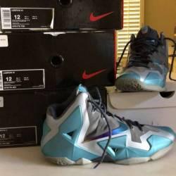 Nike lebron 11 gamma size 12
