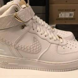 Nike air force just don