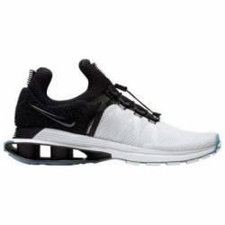 Nike shox gravity white/black ...