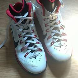 Nike hyperdunk 2014 - white/re...