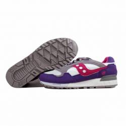 Saucony shadow 5000 white/purp...
