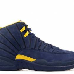 2018 jordan 12 retro michigan ...