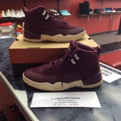 Air jordan 12 bordeaux 130690-...