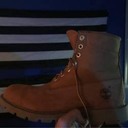 Timberland 6 inch wheat boot