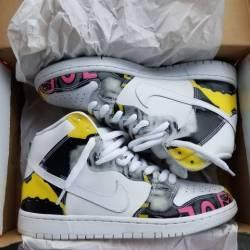 Nike sb dunk high premium - de...