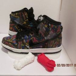 New w/ og all! nike dunk hi pr...