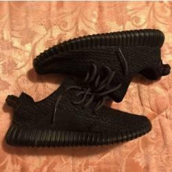 Size 9.5 adidas yeezy pirateblack