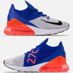 Nike air max 270 flyknit men's...