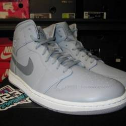 Sale air jordan 1 mid wolf gre...