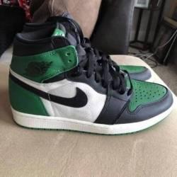 Jordan 1 retro pine green