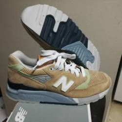 Men's new balance m998xaa tan ...