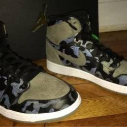 Air jordan 1 retro high camo
