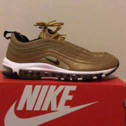 Nike airmax 97 og gold sz 10.5