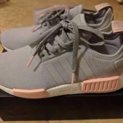 New adidas nmd r1 w clear onix...