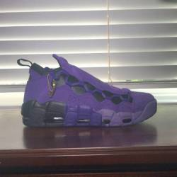 Nike air more money court purple
