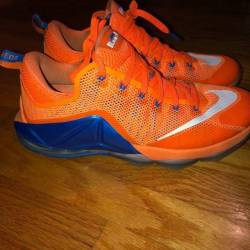 "Lebron 12 low ""knicks"""