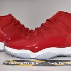Nike air jordan 11 retro win l...
