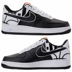 Nike nba air force 1 07 lv8 ca...