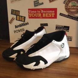 Air jordan 14 - black toe