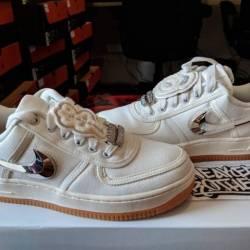 Nike air force one 1 travis sc...