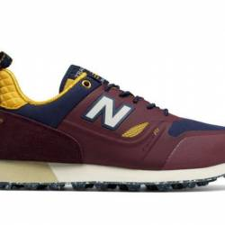 Authentic new balance trailbus...
