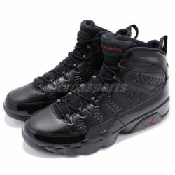 Air jordan 9 retro ix bred bla...