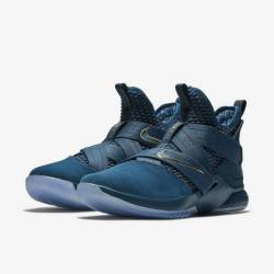 Nike lebron soldier 12 xii blu...