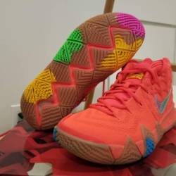 Kyrie 4 kix cereal edition - l...
